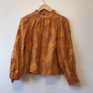 Autumny blouse